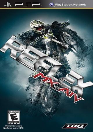 MX vs. ATV: Reflex (2009) PSP Скачать Торрент