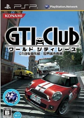 GTI Club: Supermini Festa! (2010) PSP Скачать Торрент