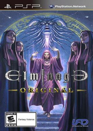 Elminage Original (2012) PSP Скачать Торрент
