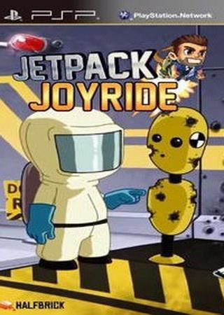 Jetpack Joyride (2012) PSP Скачать Торрент