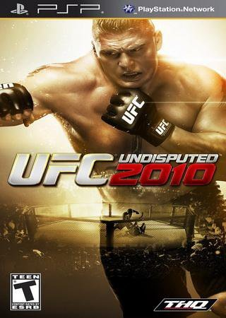 UFC Undisputed 2010 (2010) PSP Скачать Торрент