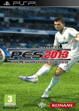 Pro Evolution Soccer 2013 (2012) PSP Скачать Торрент