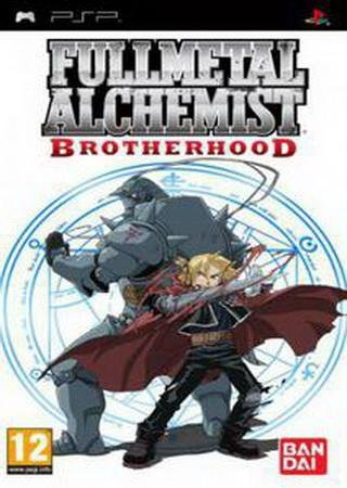 Fullmetal Alchemist: Brotherhood (2010) PSP Скачать Торрент