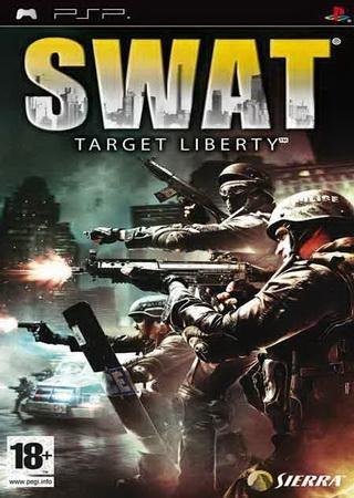 SWAT: Target Liberty (2007) PSP Скачать Торрент