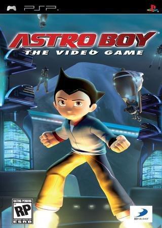 Astro Boy: The Video Game (2009) PSP Скачать Торрент