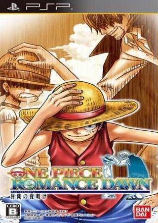 One Piece: Romance Dawn (2012) PSP Скачать Торрент