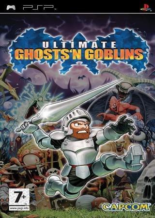 Ultimate Ghosts 'n Goblins (2006) PSP Скачать Торрент