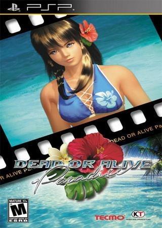 Dead or Alive Paradise (2010) PSP Скачать Торрент
