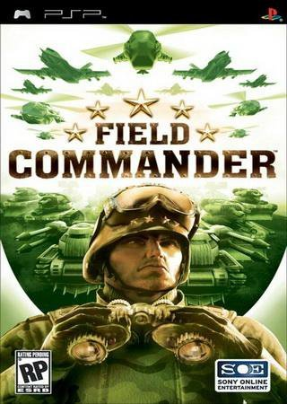 Field Commander (2006) PSP Скачать Торрент