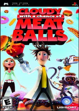 Cloudy With a Chance of Meatballs (2009) PSP Скачать Торрент