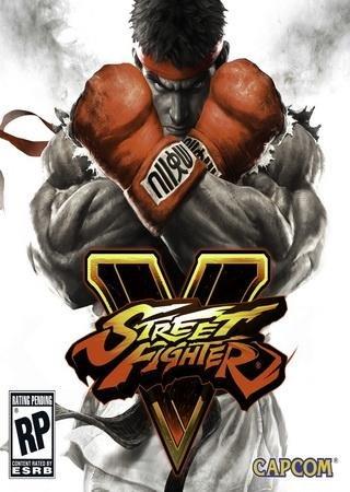 Street Fighter 5 / Стритфайтер 5 (2015) Скачать Торрент