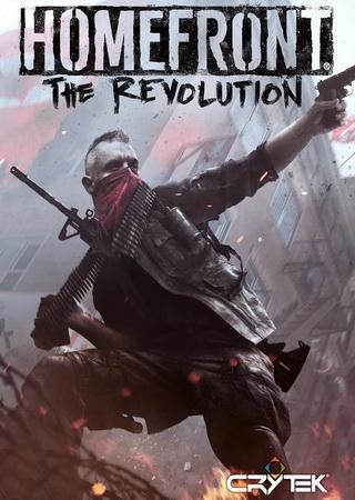 Homefront 2: The Revolution (2015) Скачать Торрент