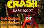 Crash Bandicoot Антология 5 в 2 (2002) PSP