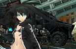 Black Rock Shooter: The Game (2013) PSP