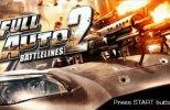 Full Auto 2 Battlelines (2007) PSP
