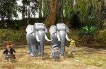 LEGO Indiana Jones 2: The Adventure Continues (2009) PSP