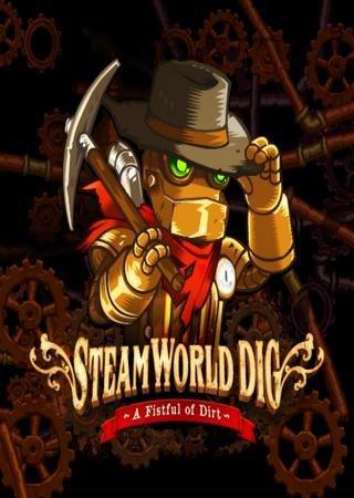 SteamWorld Dig (2013) Скачать Торрент