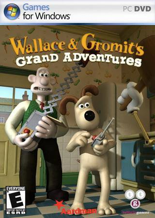 Wallace & Gromit's Grand Adventures (2010) RePack от R.G. Механики Скачать Торрент