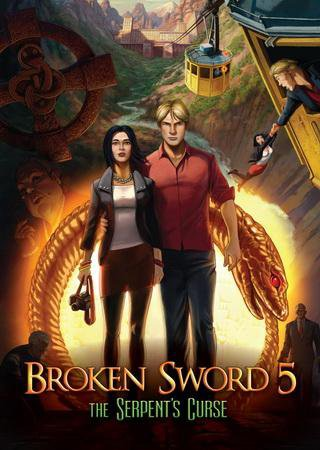 Broken Sword 5: The Serpent's Curse. Episode One & Two ... Скачать Торрент