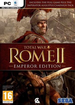 Total War: Rome 2 - Emperor Edition [v 2.2.0.0] (2013)  ... Скачать Торрент