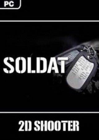 Soldat 2D v.1.6.0 (2009) Скачать Торрент
