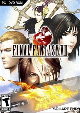 Final Fantasy VIII (1999) Скачать Торрент