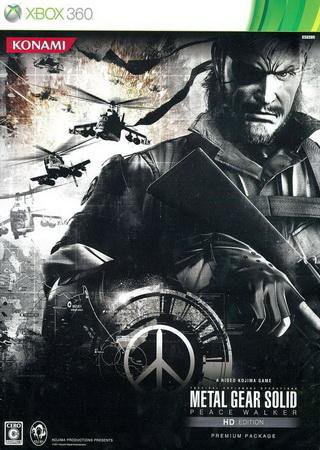 Metal Gear Solid: Peace Walker (2011) Xbox360 Скачать Торрент