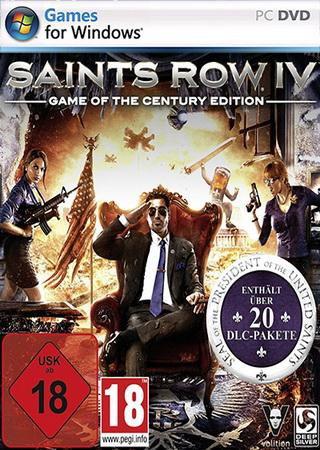 Saints Row 4: Game of the Century Edition (2014) Скачать Торрент