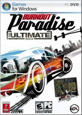 Burnout Paradise: The Ultimate Box (2009) RePack от R.G. Energy Скачать Торрент