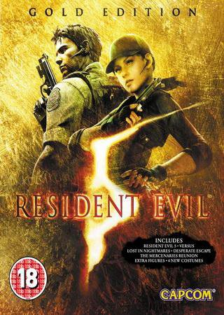 Resident Evil 5 Gold Edition [Update 1] (2015) RePack о ... Скачать Торрент