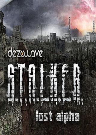 Stalker - Lost Alpha (2014) Скачать Торрент