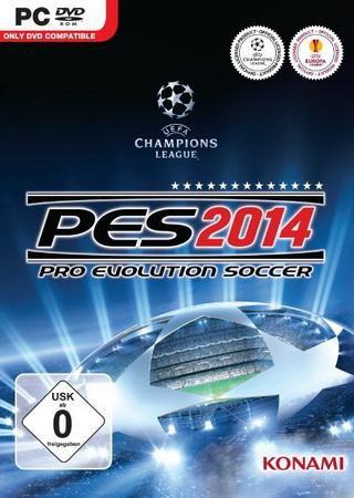 Pro Evolution Soccer 2014 [v 1.12] (2013) RePack от z10 ... Скачать Торрент