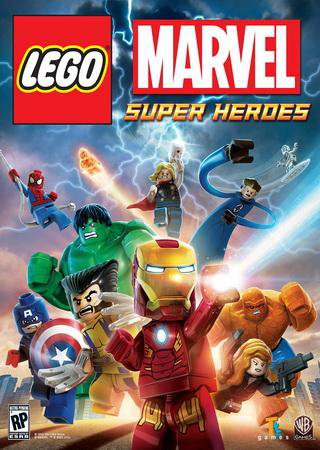 LEGO Marvel Super Heroes [Update 4] (2013) RePack от R. ... Скачать Торрент