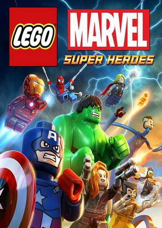 LEGO Marvel Super Heroes [Update 1] (2013) RePack от Fenixx Скачать Торрент