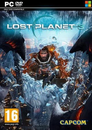 Lost Planet 3 [v 1.0.10246.0 + DLC] (2013) RePack от R.G. Механики Скачать Торрент