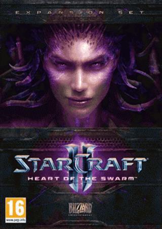 StarCraft 2: Heart of the Swarm (2013) RePack от =Чувак ... Скачать Торрент