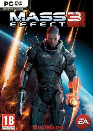 Mass Effect 3 + All DLC (2012) RePack от z10yded Скачать Торрент