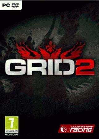 GRID 2 (2013) RePack by SeregA-Lus Скачать Торрент