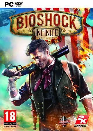 BioShock Infinite [v 1.1.25.5165 + DLC] (2013) RePack от Decepticon Скачать Торрент