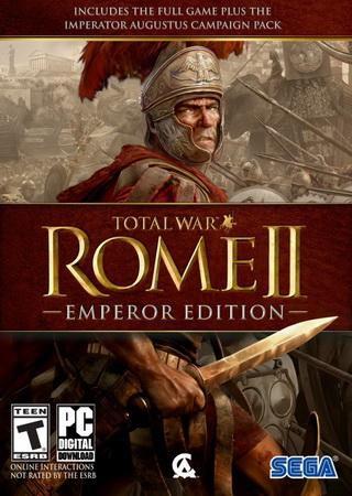 Total War: Rome 2 - Emperor Edition [v 2.2.0.0] (2013) Steam-Rip от R.G. Игроманы Скачать Торрент