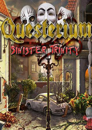 Questerium: Sinister Trinity Collector's Edition (2013 ... Скачать Торрент