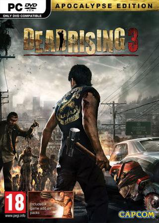 Dead Rising 3 - Apocalypse Edition [Update 6] (2014) Re ... Скачать Торрент