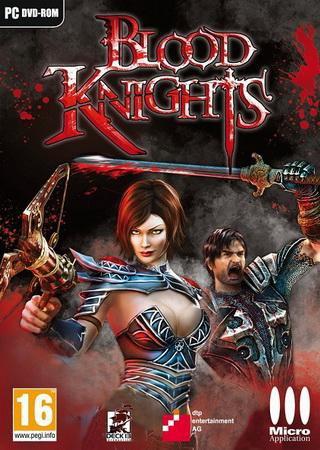 Blood Knights (2013) Скачать Торрент