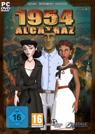 1954 Alcatraz (2014) RePack от R.G. Механики Скачать Торрент