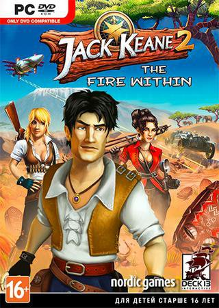 Jack Keane 2: The Fire Within (2014)