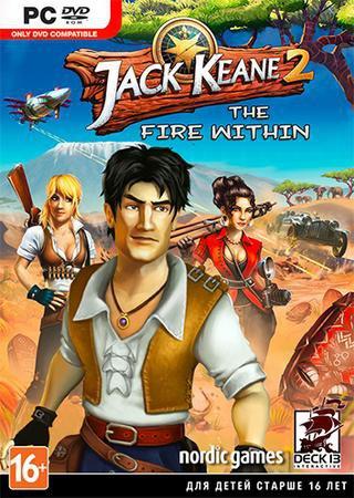 Jack Keane 2: The Fire Within (2014) Скачать Торрент