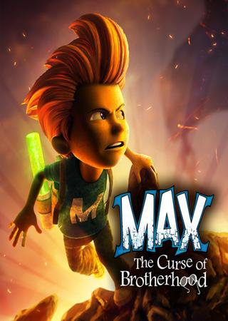 Max: The Curse of Brotherhood [v 4.3.1.45] (2014) RePack от R.G. Механики Скачать Торрент