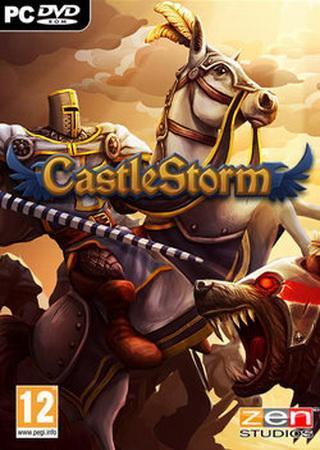 CastleStorm (2013) Steam-Rip от R.G. Игроманы Скачать Торрент