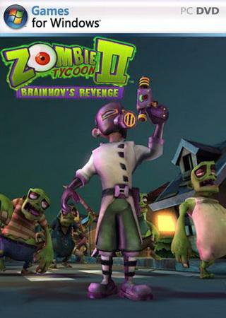 Zombie Tycoon 2: Brainhov's Revenge [v 1.0u1] (2013) R ... Скачать Торрент