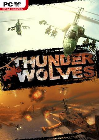 Thunder Wolves (2013) RePack от Audioslave Скачать Торрент